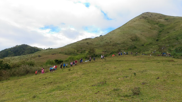 mountaineers at mt talamitam