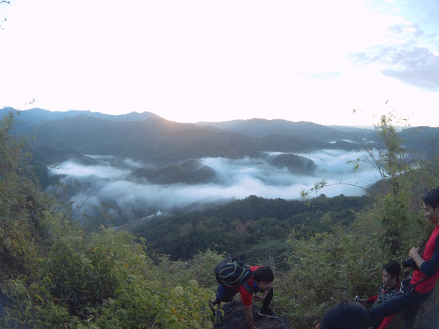 montalban rizal sea of clouds