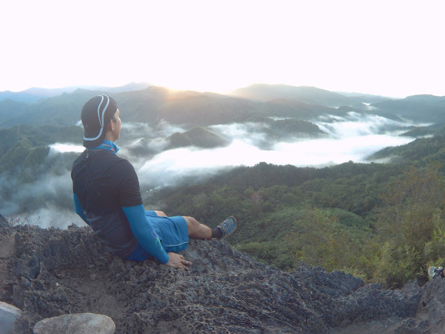 sea of clouds montalban rizal