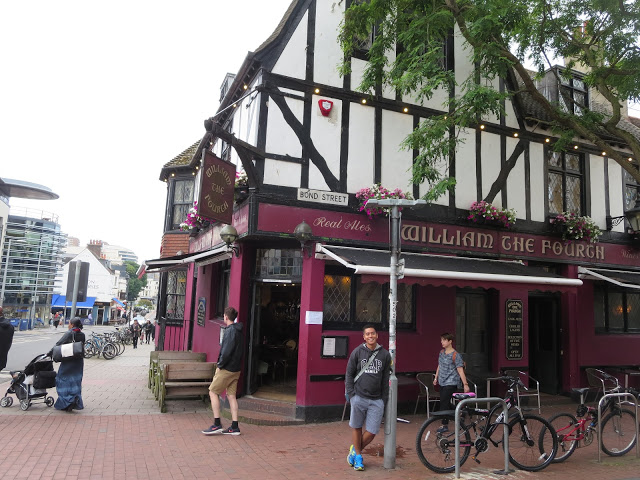 william the fourth pub brighton