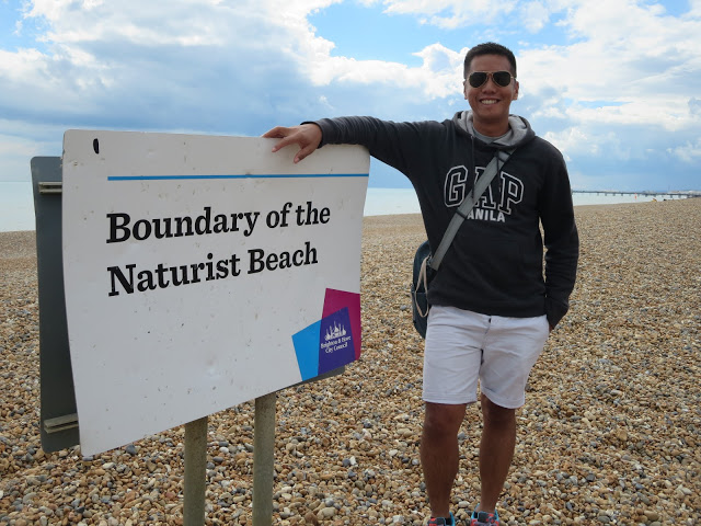 brighton naturist beach