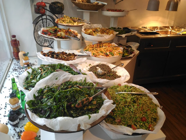 healthy buffet brighton