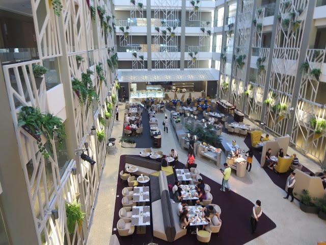 dining area bayleaf hotel