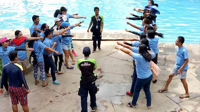 team building activities shercon