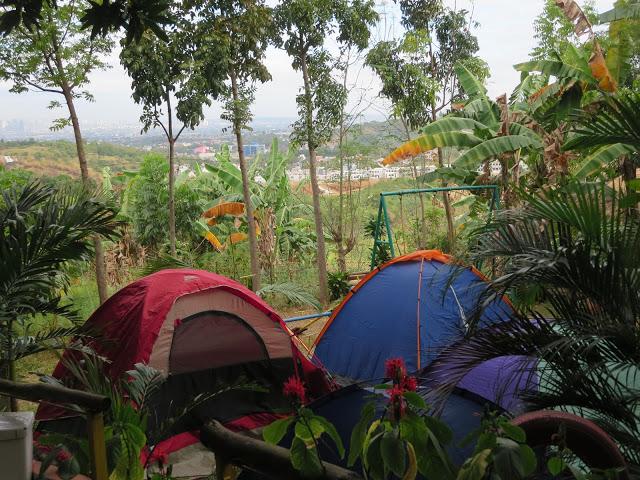 camping near metro manila