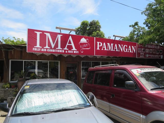 ima restaurant in bataan