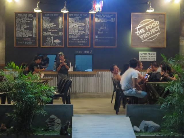 food project restaurant in bataan