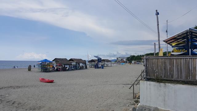 san juan la union beach