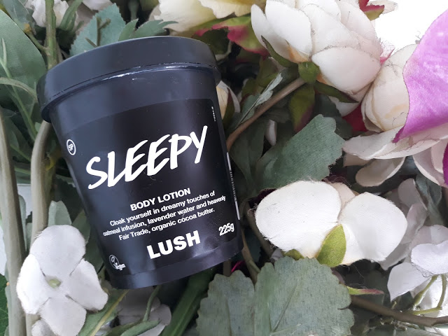 lush body lotion