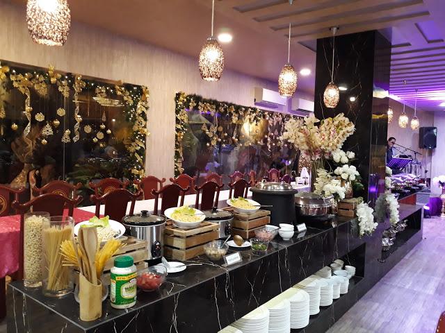 dinner buffet butuan city