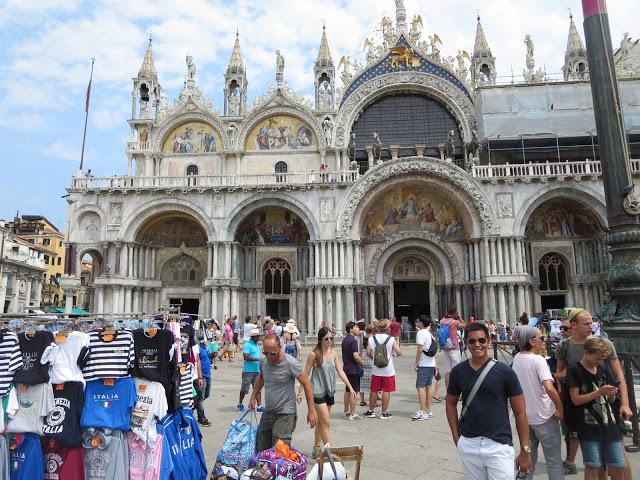 st mark basilica venice italy
