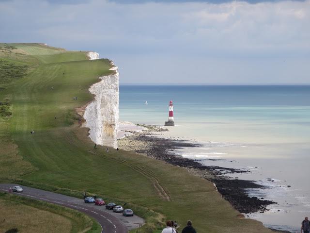 white cliffs of beachy head