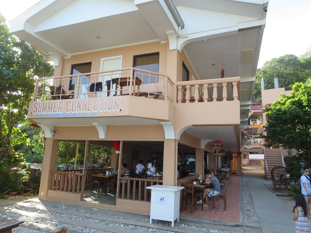 summer connection resort puerto galera