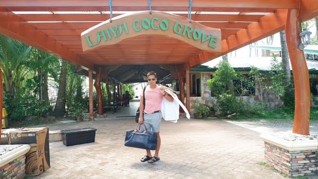 laiya coco grove beach resort