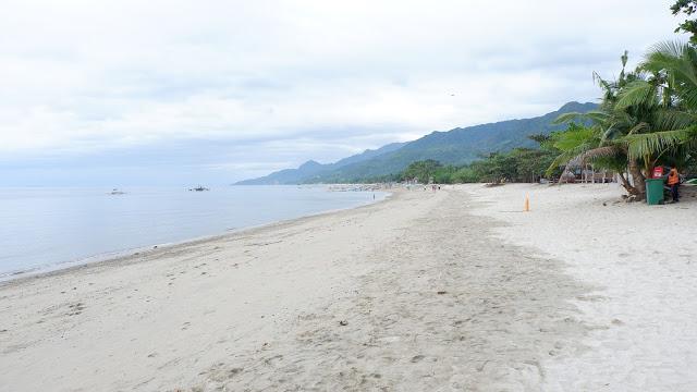 laiya batangas beach