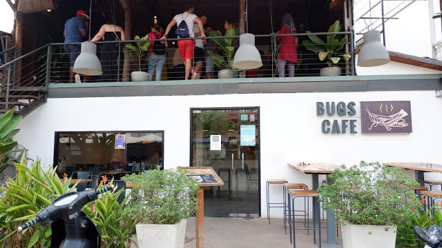 bugs cafe siem reap cambodia