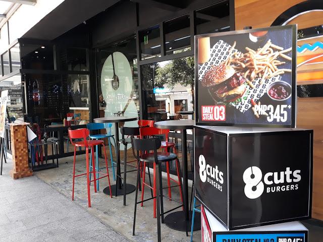 8 cuts burgers alabang town center
