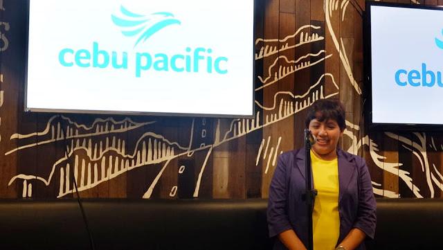 cebu pacific make first moments happen