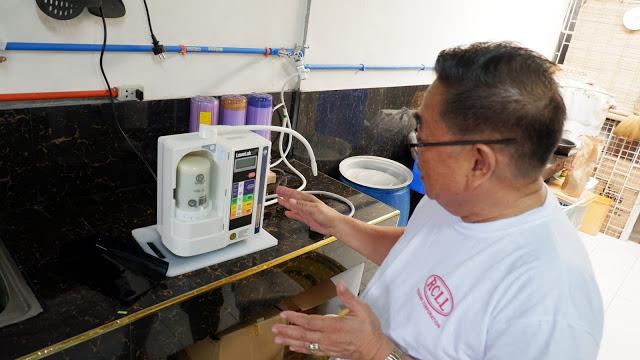 kangen water distributor