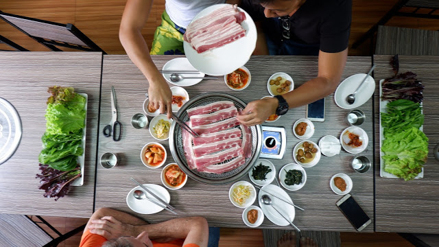 korean barbecue in silang cavite