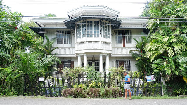 heritage houses of silay city