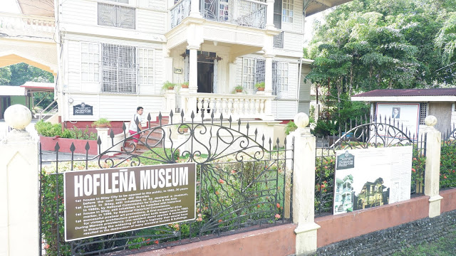 hofilena museum in silay
