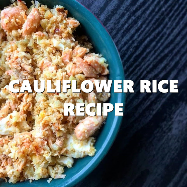 How to Make a CAULIFLOWER RICE