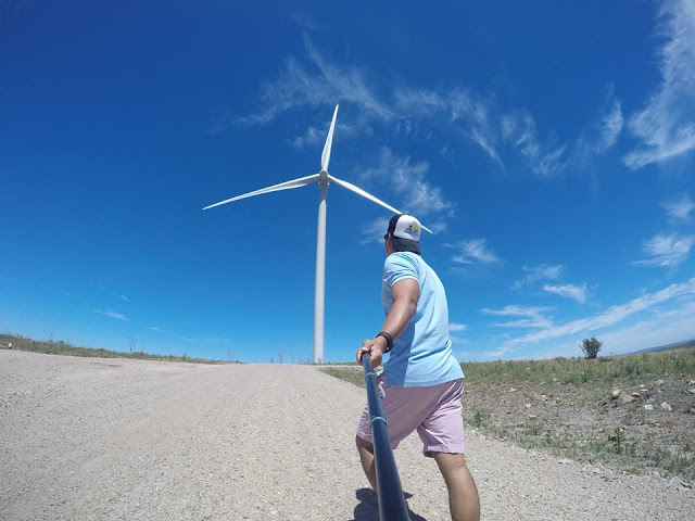 windfarm in south africa