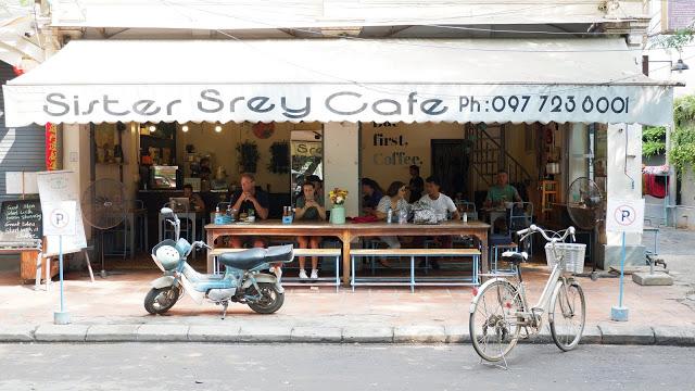 sister srey restaurant siem reap cambodia