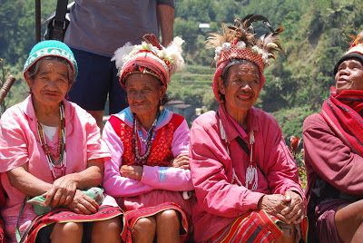 women of banaue