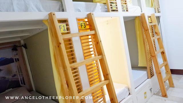 his capsule hostel tacloban city capsule beds